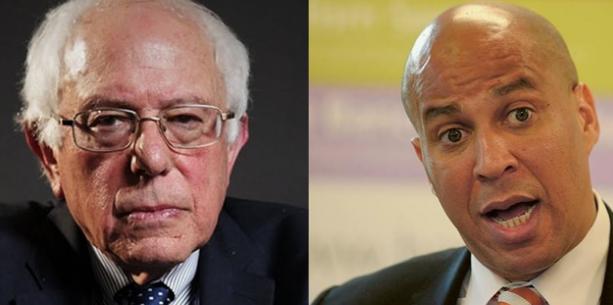 Bernie Sanders and Cory Booker Marijuana Justice Act