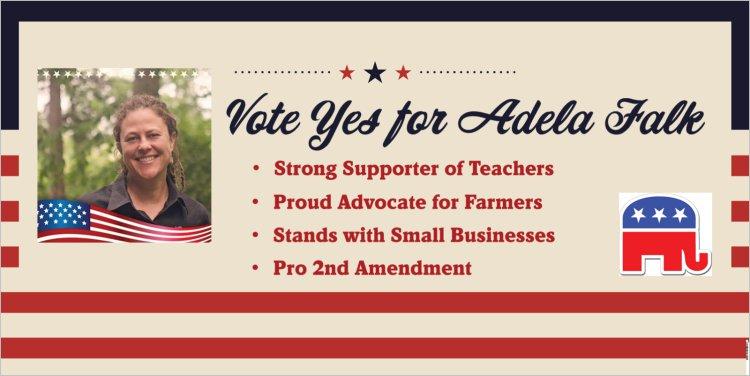 vote for adela