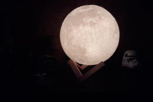 What in the World? 3D Printed Moon and Planets Review